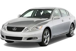 Lexus GS 300, 430, 460 (2005-2011)