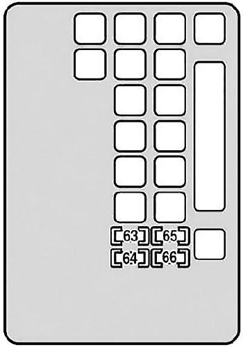 Lexus SC 430 (Z40) (2001-2010) Fuse Diagram • FuseCheck.com