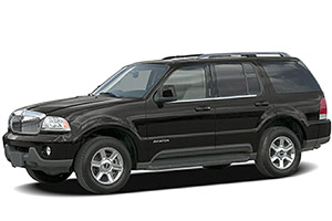 Lincoln Aviator (2003-2005)
