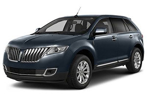 Lincoln MKX (2011-2015)