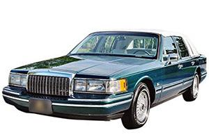 Lincoln Town Car (1992-1997)