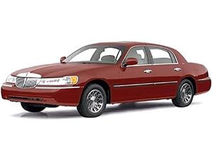 Lincoln Town Car (1998-2002)