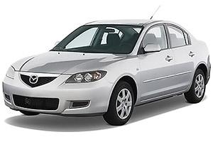 Mazda 3 (BK) (2003-2008)