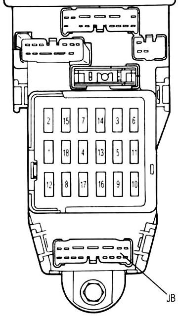 Mazda 626  Gd  Gv   1987