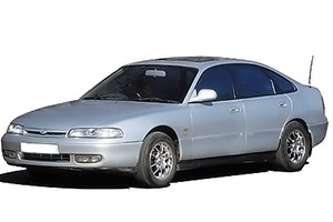 Mazda 626 and MX-6 (GE) (1991-1997)