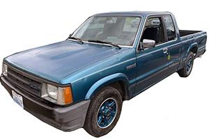 Mazda B2000, B2200, B2600 (1985-1998)