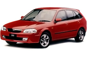 Mazda Familia, 323, Protege (1990-2003)