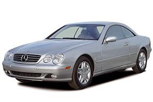 Mercedes-Benz CL-Class (C215) (1998-2005)