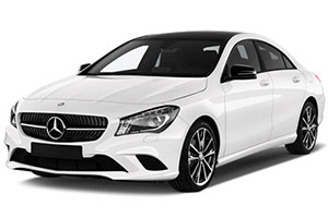 Mercedes-Benz CLA-Class (W117) (2013-2017)