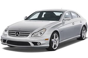 Mercedes-Benz CLS-Class (W219, C219) (2004-2010)