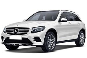 Mercedes-Benz GLC-Class (X253) (2015-2019)