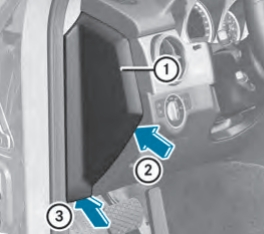 Instrument Panel Fuse Box Location