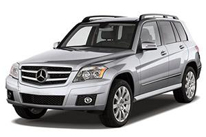 Mercedes-Benz GLK-Class (X204) (2008-2015)
