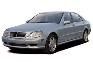 Mercedes-Benz S-Class (W220) (1998-2005)