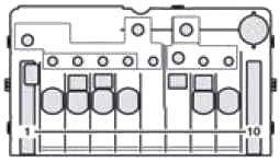 Блок предохранителей (F59 / 7)