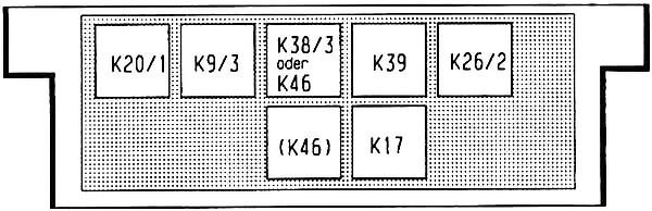 Схема блока управления