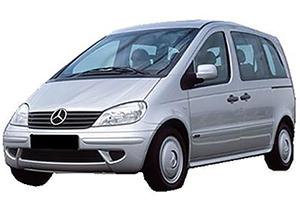 Mercedes-Benz Vaneo (W414) (2001-2005)