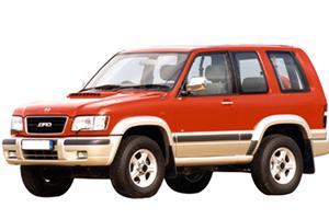 Opel _ Vauxhall Monterey (1991-2002)