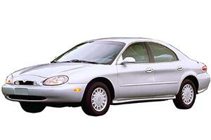 Mercury Sable (1996-1999) Fuse Diagram • FuseCheck.com