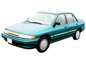 Mercury Tracer (1991-1996)