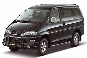 Mitsubishi Delica (L400, Space Gear, Cargo)