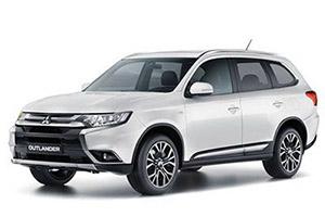 Mitsubishi Outlander (2012-2019)
