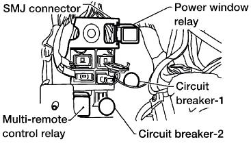 Nissan Altima (1998-2001) Fuse Diagram • FuseCheck.com