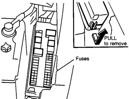 Nissan Maxima (1999-2003) Fuse Diagram • FuseCheck.com