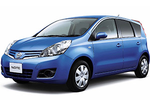 Nissan Note (E11) (2004-2013)
