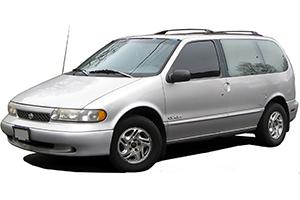Nissan Quest (1996-1998)