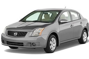 Nissan Sentra (2007-2012)