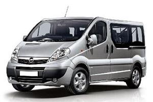 Opel / Vauxhall Vivaro A (2001-2014)