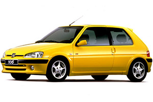 Peugeot 106 (1996-2003)