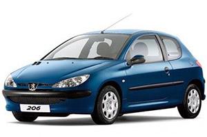 Peugeot 206 (1998-2001)