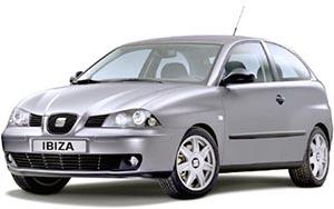 SEAT Ibiza (Mk3) (2002-2008)