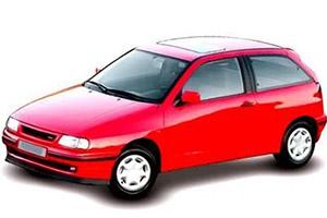 SEAT Ibiza and Cordoba (1993-2002)
