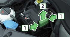 Engine Compartment Fuse Box
