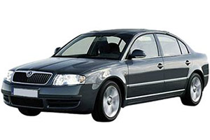 Skoda Superb Mk1 (2001-2008)