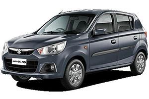 Suzuki / Maruti Alto K10 (2012-2017)
