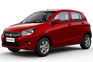 Suzuki / Maruti Celerio (2014-2018)
