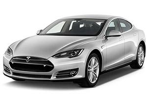 Tesla Model S (2013-2014)