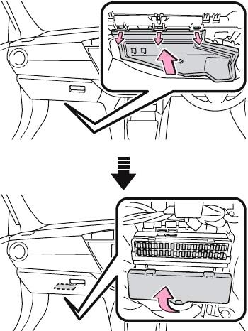 Toyota Auris & Corolla (2013-2018) Fuse Diagram ...