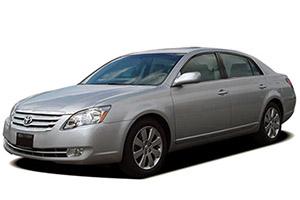 Toyota Avalon (GSX30) (2005-2012)