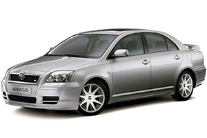 Toyota Avensis (T250) (2003-2009)