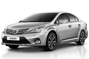 Toyota Avensis (T270) (2009-2018)