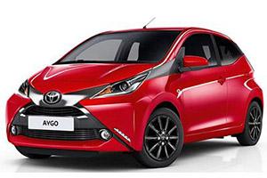 Toyota Aygo (2014-2018)