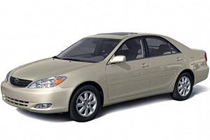 Toyota Camry (XV30) (2001-2006)