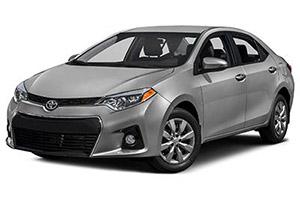Toyota Corolla (2013-2018)