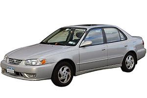 Toyota Corolla (E110) 1995-2002 гг.