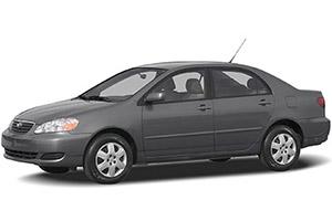 Toyota Corolla (USA) (2003-2008)